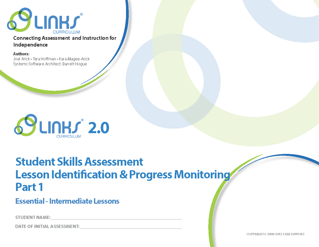 Links Lesson Assessment - Essential